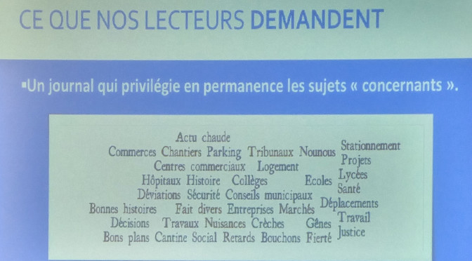 Retour sur les Assises : le journalisme local en mode solutions